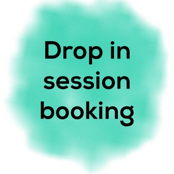 Drop in online booking