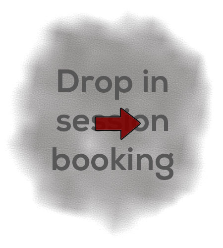 Drop in session booking